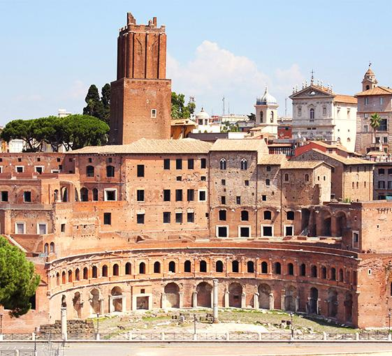 Private tour of discovering the city of Rome