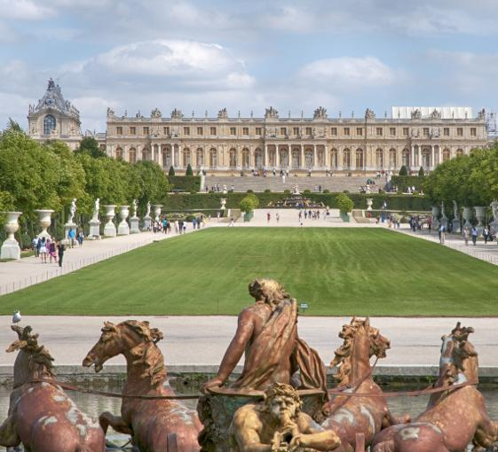 Private tour of the State Rooms and gardens of the Château de Versailles from Paris