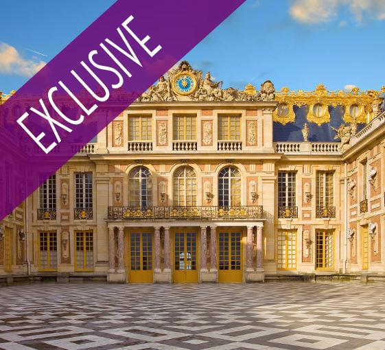 Private tour of Versailles palace from Paris