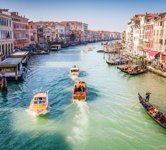 Private walking tour of the highlights of Venice