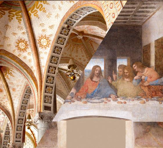 Private walking tour of Renaissance art and the Last Supper in Milan