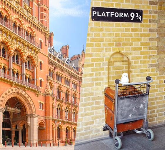 Private Harry Potter tour in London with magic lesson