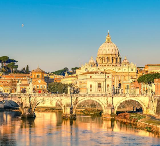 Private family tour of the Vatican in Rome