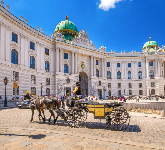 Private romantic tour in Vienna