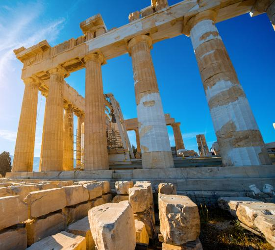 Private half-day tour of the Acropolis in Athens