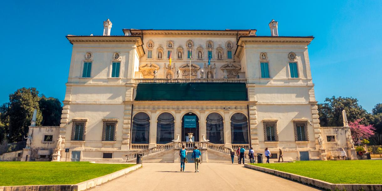 Private tour of the Borghese Gallery in Rome