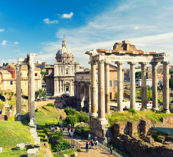 Private tour highlights of ancient Rome