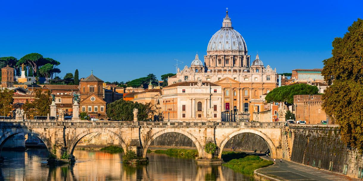 Private Vatican walking tour in Rome