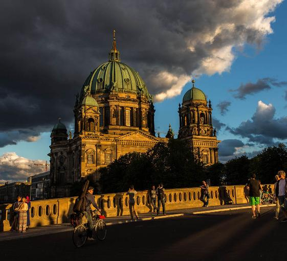 Private photography tour in Berlin