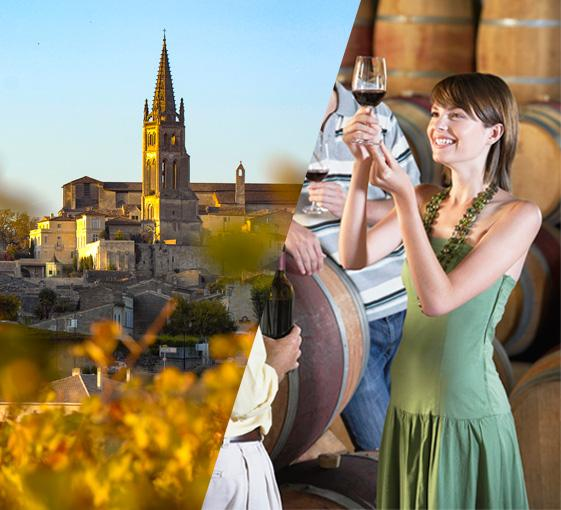 Private wine tasting tour in Bordeaux area