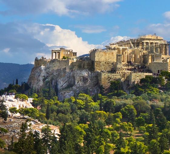 Private history tour including Acropolis in Athens