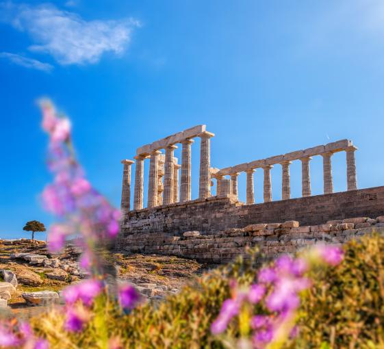 Private history tour with panoramic views in Athens