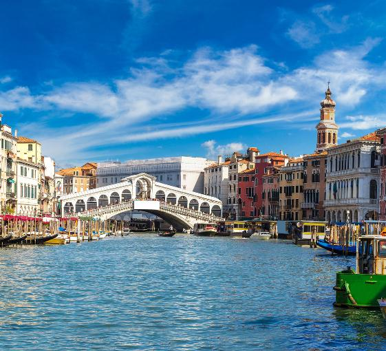 Private gastronomy tour in Venice