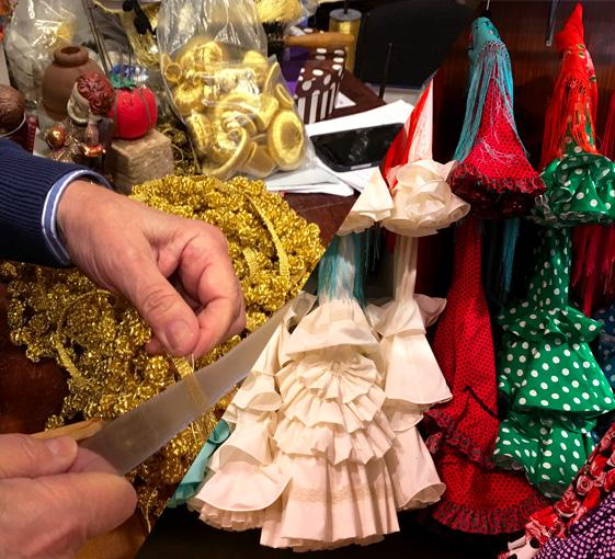 Private artisan tour in Seville