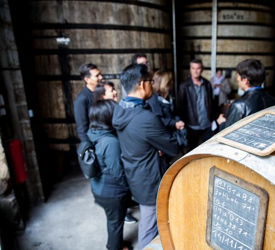 Private cognac tasting tour around Bordeaux