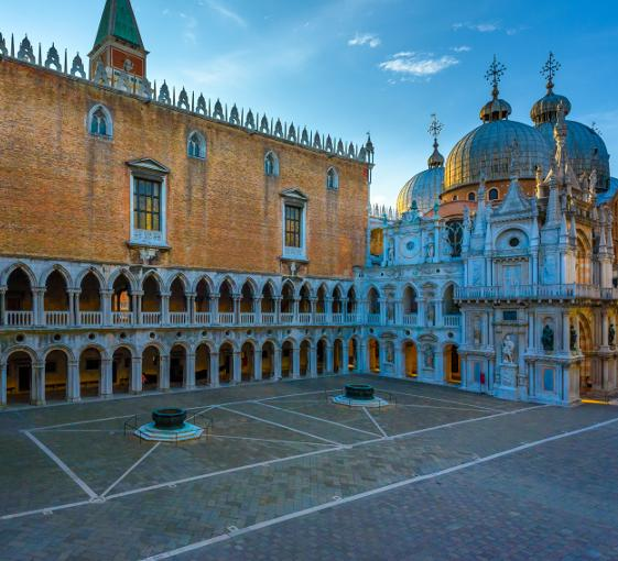 Private tour of Doge's Palace in Venice