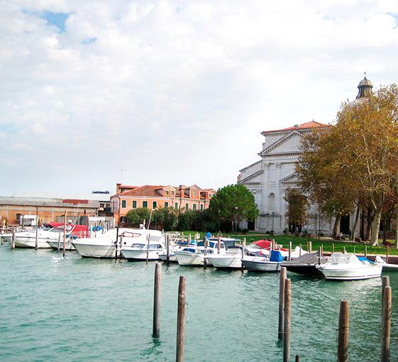 Private tour of historic monuments in Venice