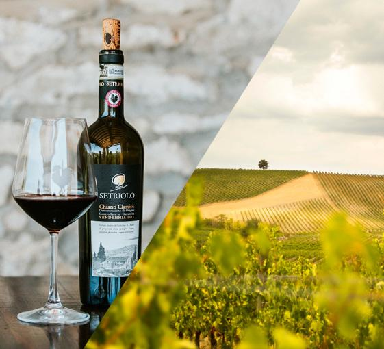 Private tour discovering local wines and products in Tuscany near Florence