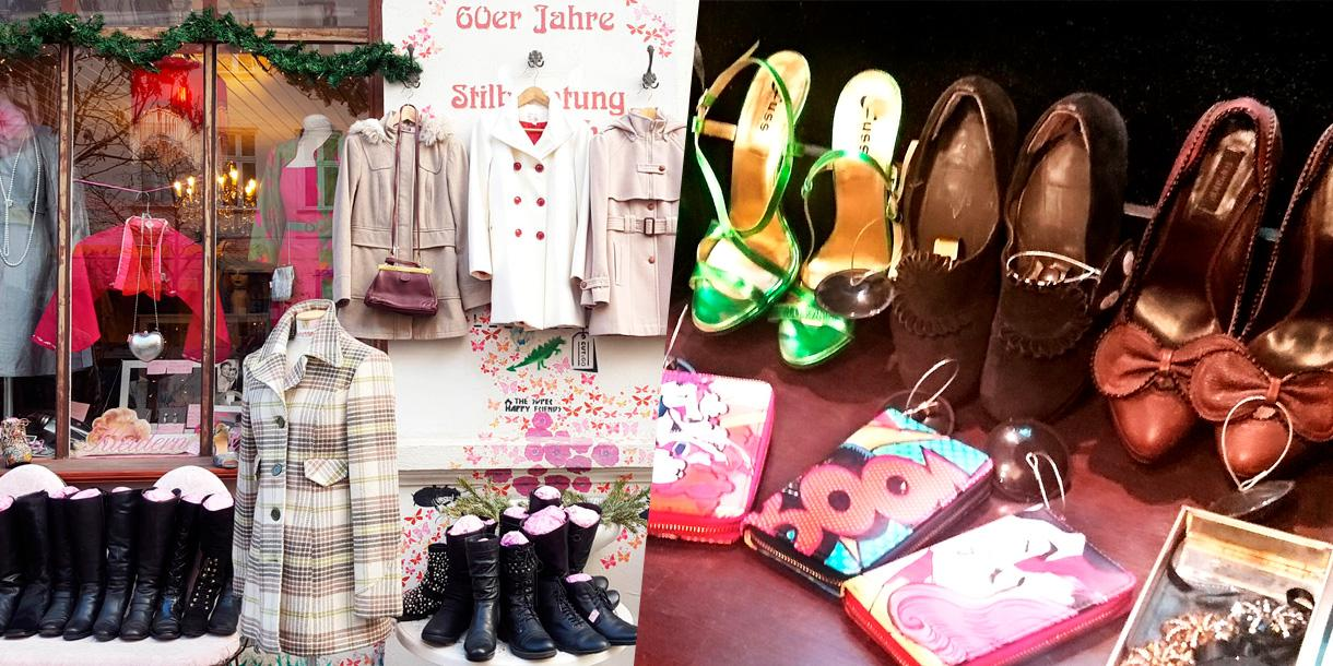 Vintage shopping tour in Berlin