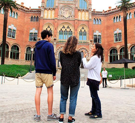 Private tour of most beloved sites in Barcelona
