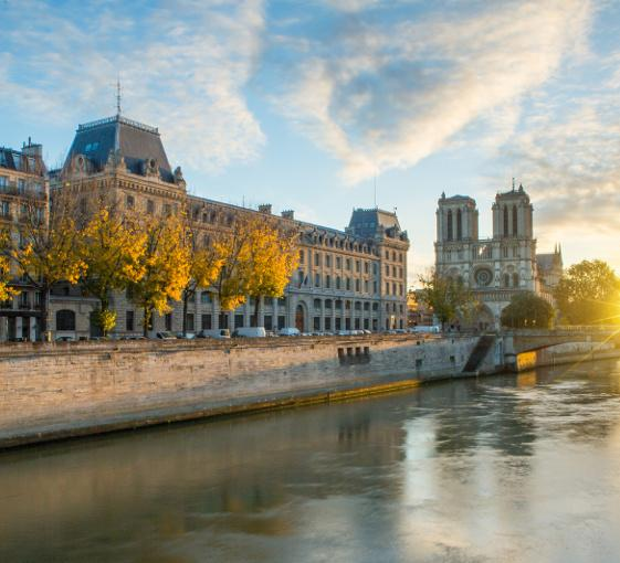 Private half day walking tour in Paris