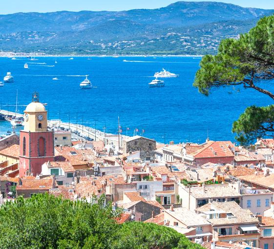 Private tour of Saint-Tropez and wine tasting in French Riviera