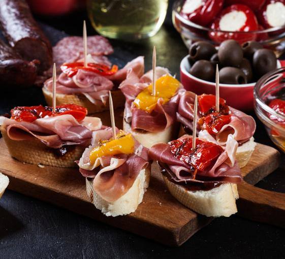 Private gastronomy tour in Seville