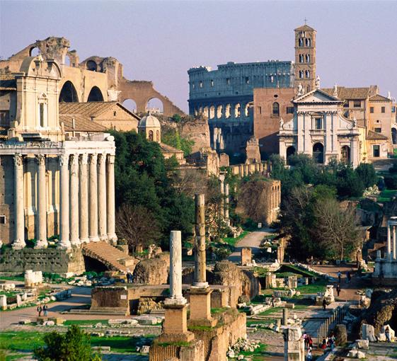 Private tour of ancient Roman ruins, Trastevere and Testaccio in Rome