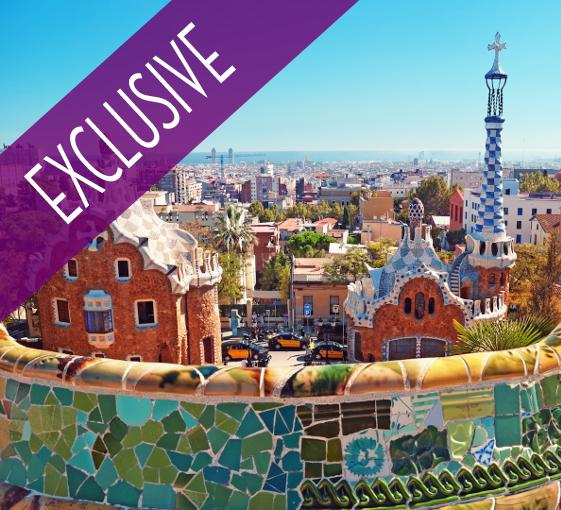Private Gaudi and mosaic workshop tour in Barcelona