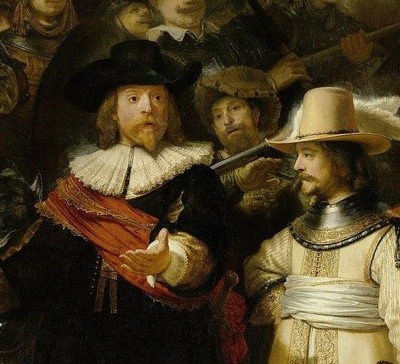 Private tour of Rijsksmuseum and stroll in Rembrandt's Amsterdam
