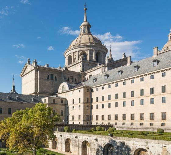 Private walking tour of the Royal Monastery of El Escorial
