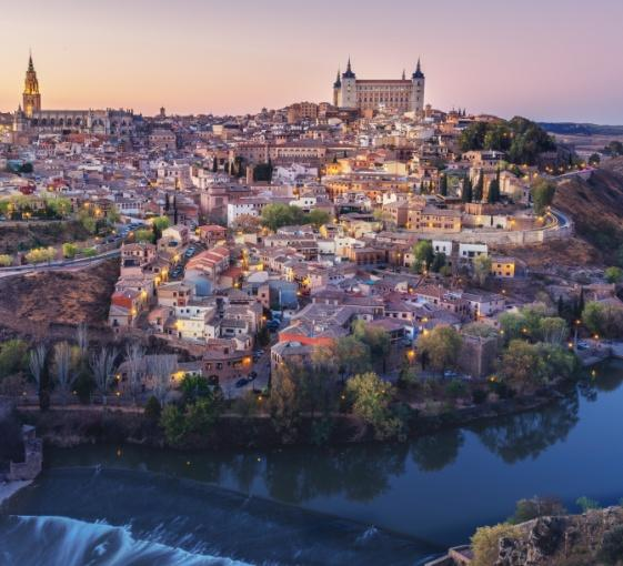 Private tour of Toledo by high-speed train from Madrid